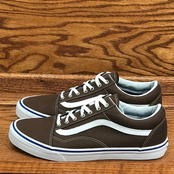 8b111d25a48c  Vans Old Skool Chestnut True White Shoes